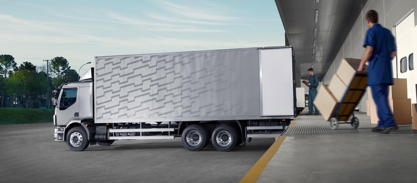 Услуги грузового фургона, от 3 до 10 тонн