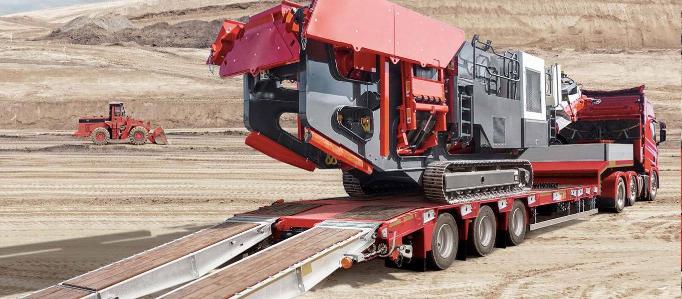 Перевозка негабарита, до 80 тонн